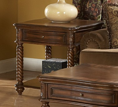 Homelegance Trammel End Table Available Online in Dallas Fort Worth Texas