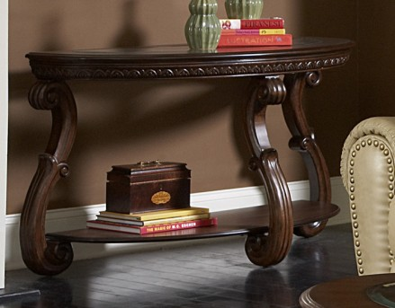 Homelegance Cavendish Sofa Table Available Online in Dallas Fort Worth Texas
