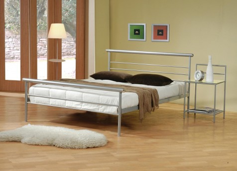 The Contempo Queen Platform Bed Available Online in Dallas Fort Worth Texas