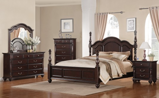 Homelegance Townsford King 5pc Bedroom Group Available Online in Dallas Fort Worth Texas