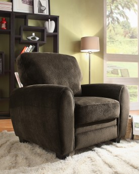 Homelegance Rubin Chocolate Chair Available Online in Dallas Fort Worth Texas
