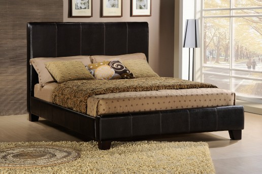 Copley Upholstered Full Bed Available Online in Dallas Fort Worth Texas