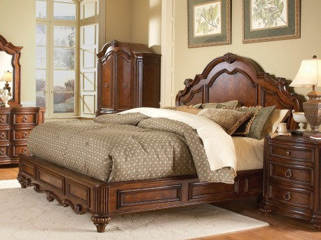 Homelegance Prenzo King Bed Available Online in Dallas Fort Worth Texas