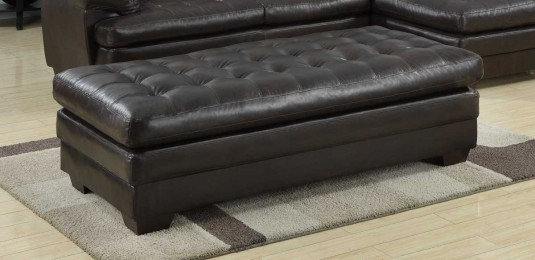 Homelegance Brooks Ottoman Available Online in Dallas Fort Worth Texas