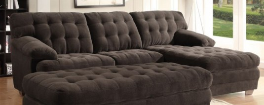 Brooks Right Side Chaise Available Online in Dallas Fort Worth Texas