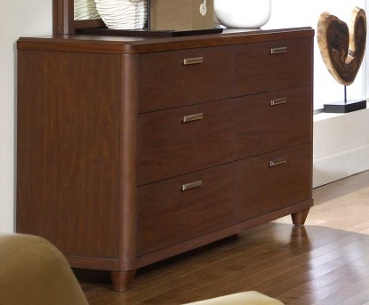 Homelegance Beaumont Brown Cherry Dresser Available Online in Dallas Fort Worth Texas