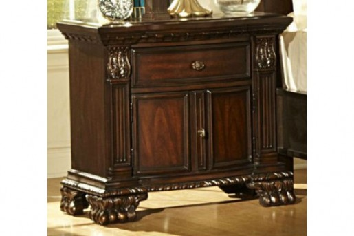 Homelegance Orleans Night Stand Available Online in Dallas Fort Worth Texas