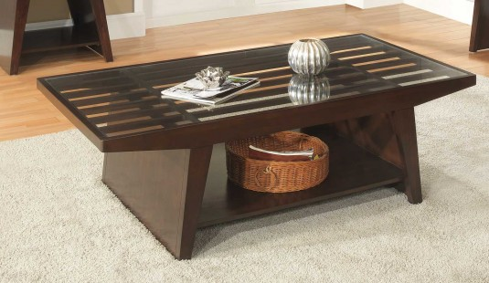 Homelegance Cullum Dark Espresso Cocktail Table Available Online in Dallas Fort Worth Texas