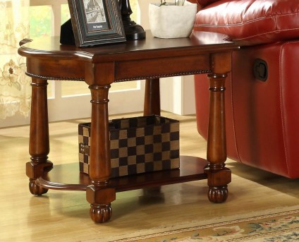 Homelegance Amaya End Table Available Online in Dallas Fort Worth Texas