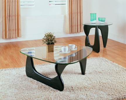Homelegance Chorus 3pc Black Coffee Table Set Available Online in Dallas Fort Worth Texas