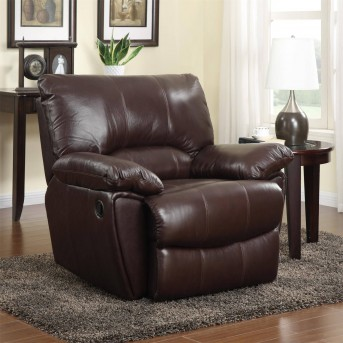 Coaster Clifford Brown Recliner Available Online in Dallas Fort Worth Texas