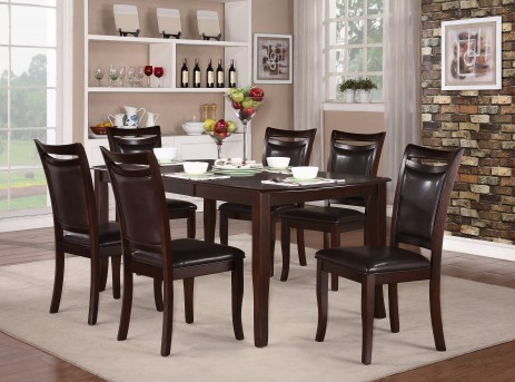 Homelegance Maeve 7pc Dining Room Set Available Online in Dallas Fort Worth Texas