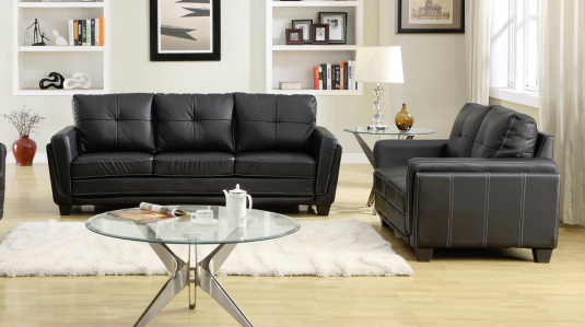 Homelegance Dwyer 2pc Sofa & Loveseat Set Available Online in Dallas Fort Worth Texas