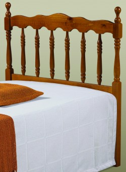 Donco Spindle Twin Headboard Available Online in Dallas Fort Worth Texas