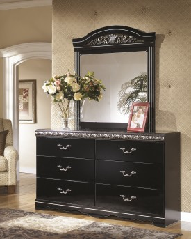 Ashley Constellations Dresser Available Online in Dallas Fort Worth Texas
