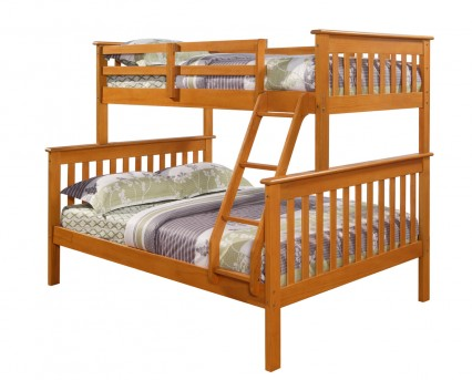 Donco Donco Twin over Full Bunk Bed Available Online in Dallas Fort Worth Texas