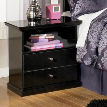 Ashley Maribel Night Stand Available Online in Dallas Fort Worth Texas