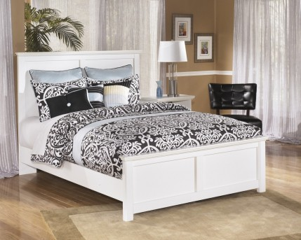 Ashley Bostwick Shoals King Panel Footboard Available Online in Dallas Fort Worth Texas