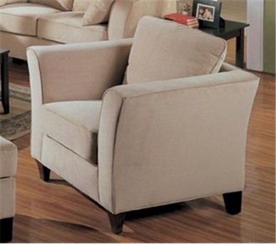 Coaster Park Place Cream Chair Available Online in Dallas Fort Worth Texas