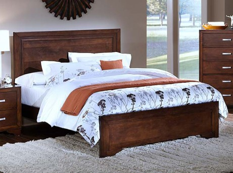Urbandale Cal King Headboard & Footboard Available Online in Dallas Fort Worth Texas