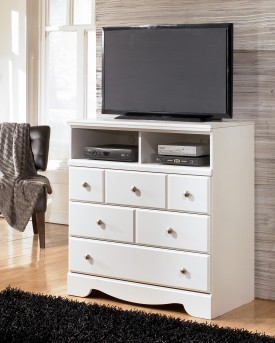 Ashley Weeki Media Chest Available Online in Dallas Fort Worth Texas