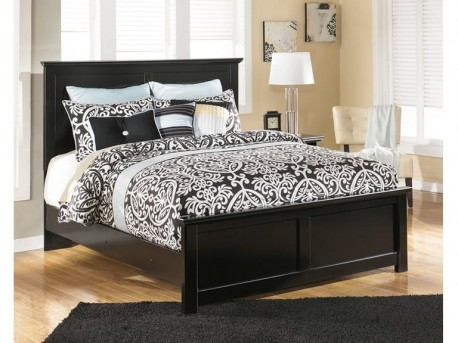 Ashley Maribel Queen Panel Bed Available Online in Dallas Fort Worth Texas