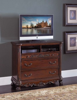Homelegance Deryn Park Media Chest Available Online in Dallas Fort Worth Texas