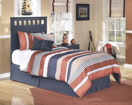 Ashley Leo Twin Panel Bed Available Online in Dallas Fort Worth Texas