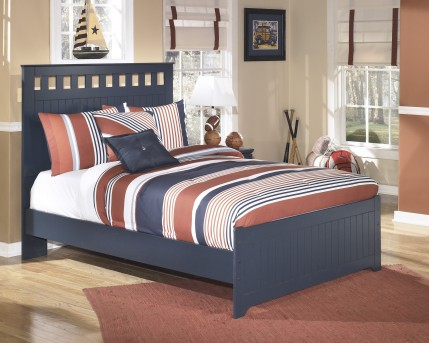 Ashley Leo Full Panel Bed Available Online in Dallas Fort Worth Texas