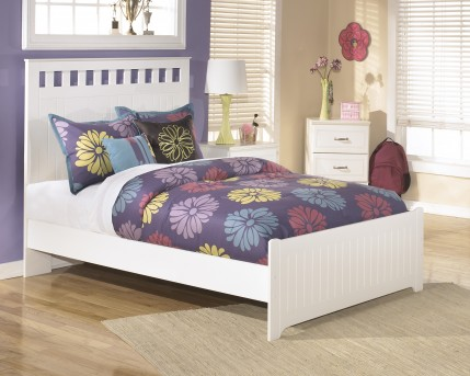 Ashley Lulu Full Panel Bed Available Online in Dallas Fort Worth Texas