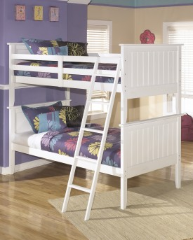 Ashley Lulu Twin/Twin Bunk Bed Available Online in Dallas Fort Worth Texas