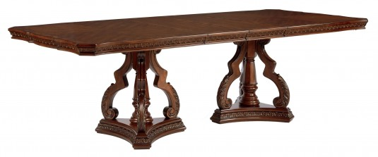 Ashley Ledelle Brown Dining Table Available Online in Dallas Fort Worth Texas