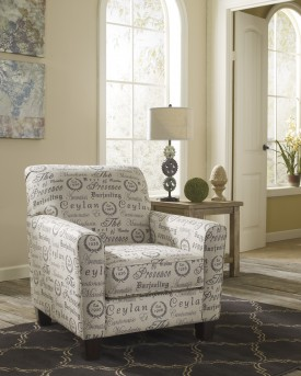 Ashley Alenya Accent Chair Available Online in Dallas Fort Worth Texas