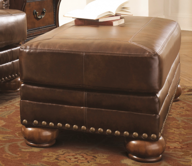 Chaling DuraBlend Ottoman Available Online in Dallas Fort Worth Texas