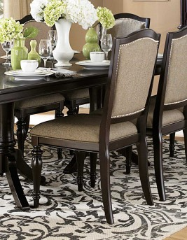 Homelegance Marston Side Chair Available Online in Dallas Fort Worth Texas