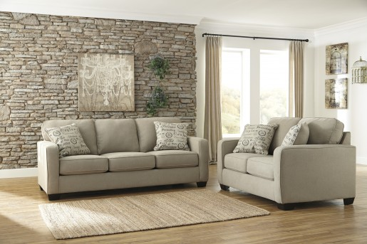 Ashley Alenya 2pc Sofa & Loveseat Set Available Online in Dallas Fort Worth Texas