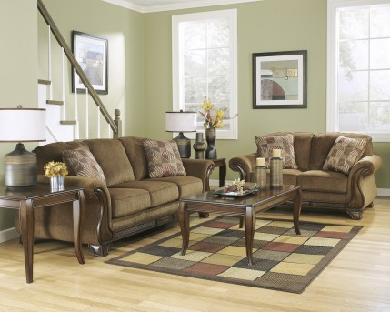 Ashley Montgomery 2pc Sofa & Loveseat Set Available Online in Dallas Fort Worth Texas