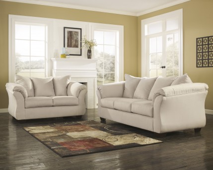 Ashley Darcy 2Pc Sofa & Loveseat Set Available Online in Dallas Fort Worth Texas