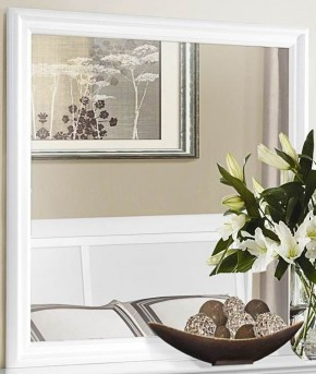 Homelegance Mayville White Mirror Available Online in Dallas Fort Worth Texas