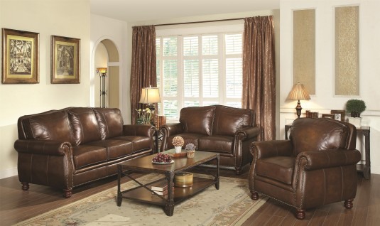 Coaster Montbrook 2pc Living Room Set Available Online in Dallas Fort Worth Texas