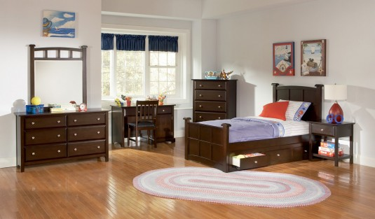 Coaster Jasper Full 5pc Bedroom Group Available Online in Dallas Fort Worth Texas