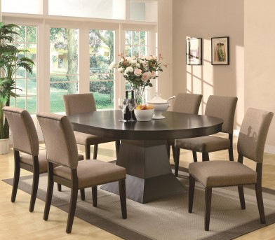 Coaster Myrtle 7pc Dining Room Set Available Online in Dallas Fort Worth Texas