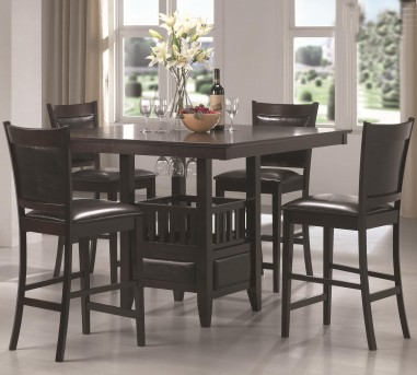 Coaster Jaden 5pc Counter Height Dining Set Available Online in Dallas Fort Worth Texas