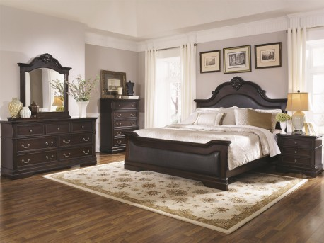 Coaster Cambridge King 5pc Bedroom Group Available Online in Dallas Fort Worth Texas