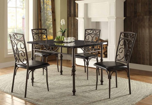 Homelegance Dryden 5pc Dining Room Set Available Online in Dallas Fort Worth Texas