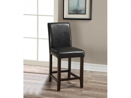 Nagel Black Counter Height Bar Stool Available Online in Dallas Fort Worth Texas