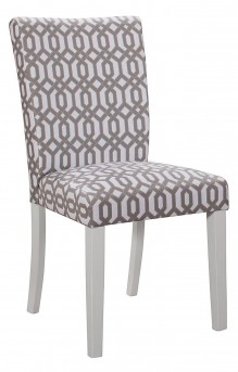 Coaster Allston White Side Chair Available Online in Dallas Fort Worth Texas