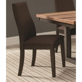 Coaster Spring Creek Espresso Side Chair Available Online in Dallas Fort Worth Texas