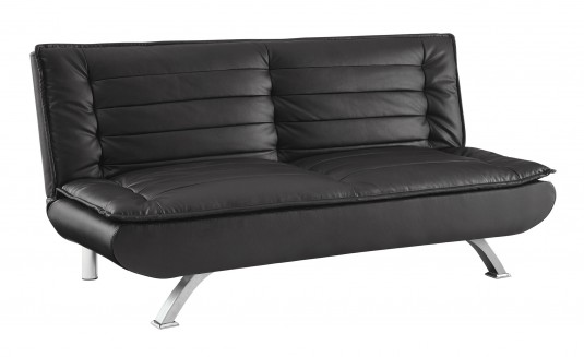 Coaster Olson Black Sofa Bed Available Online in Dallas Fort Worth Texas