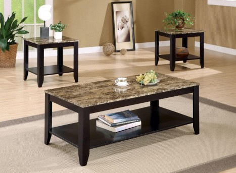 Coaster Brittain 3pc Occasional Table Set Available Online in Dallas Fort Worth Texas